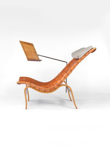 Easy Chair No.1 designed by Bruno Mathsson_0