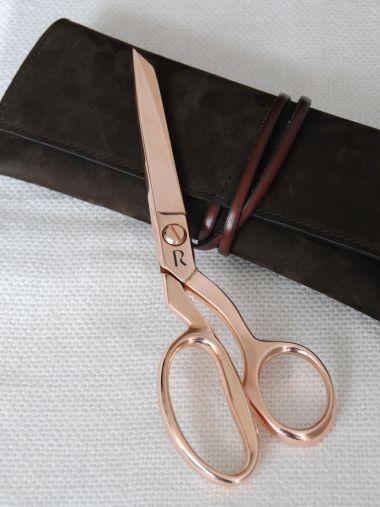 Classic Draper's Scissors by Rose Uniacke_1