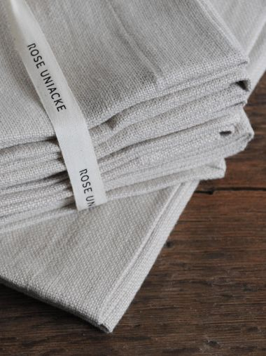 Napkins in 'Otter' Heavy Weight Linen_2