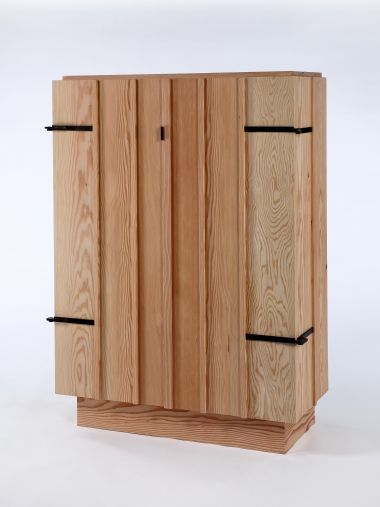 Douglas Fir Cabinet by Rose Uniacke_1