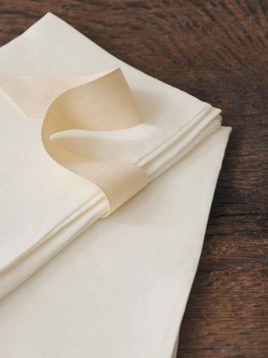 Tea Towels in 'Mallow' Linen_3
