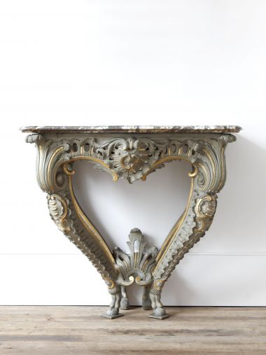 18th Century Franconian Marble Topped Console_2