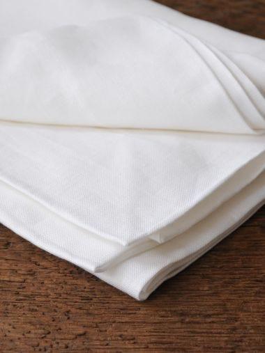 Rectangular Tablecloth in 'Frost' Linen_2
