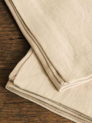 Mid Weight Linen in Otter_0