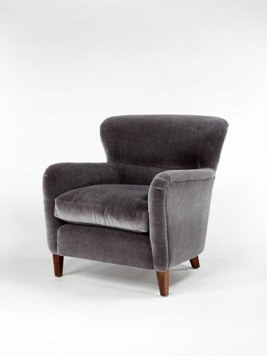 Club Armchair by Rose Uniacke_3