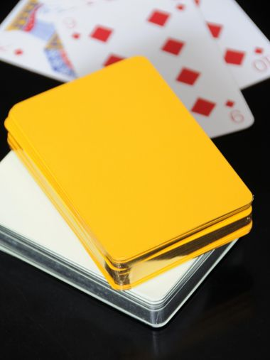 Playing Cards in Sunflower_3