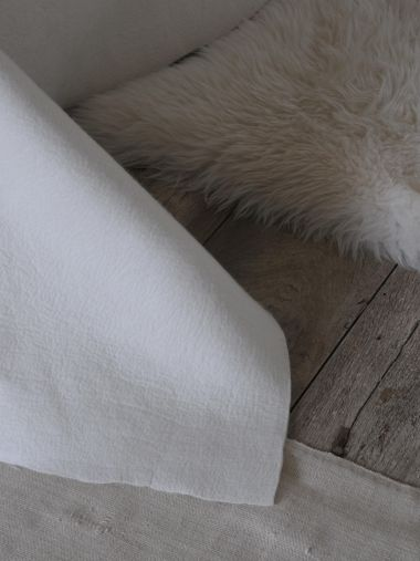 Felted Cashmere Bedspread by Rose Uniacke_0
