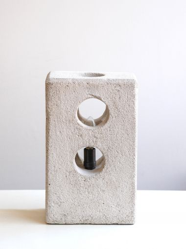 Tall Concrete Table Lamp_1