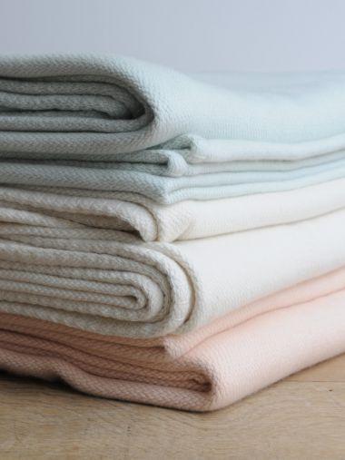 Large Cashmere Blanket