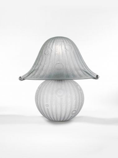 Etched Glass Table Lamp by Daum Nancy_0