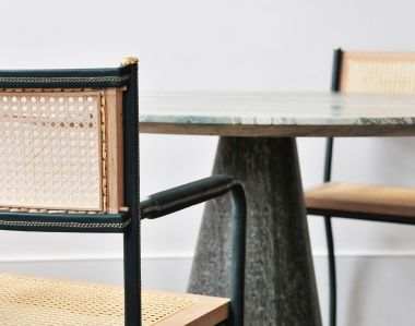 The Green Marble Centre Table by Rose Uniacke_2