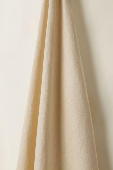 Light Weight Linen in Buttermilk_1