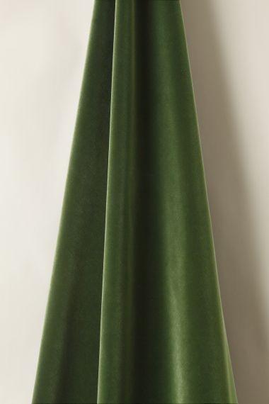 Cotton Velvet in Spruce_2