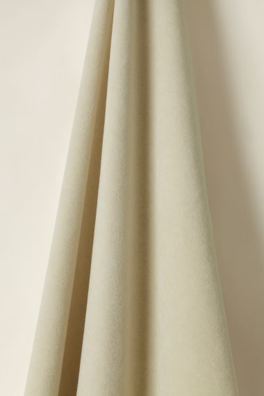 Cotton/Alpaca Velvet in Muffle_2