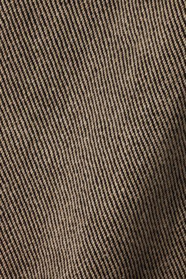 Textured Linen in Mono Twill_0