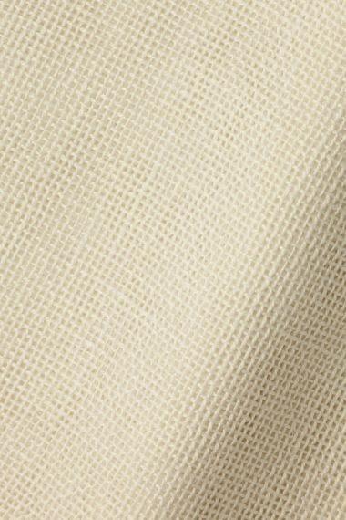 Sheer Linen in Cross Hatch_0