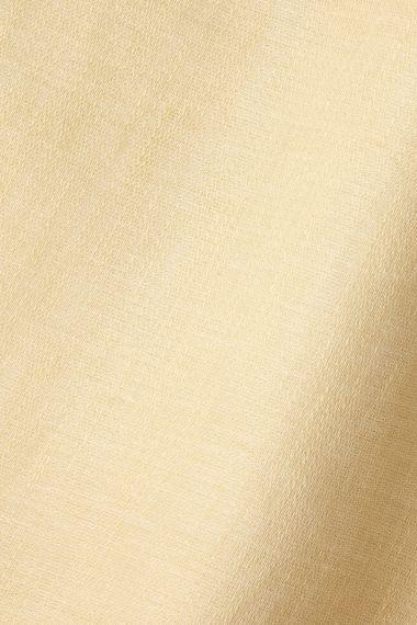 Sheer Linen in Honey_0