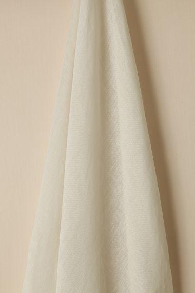 Sheer Linen in Ghost (Double Width)_1