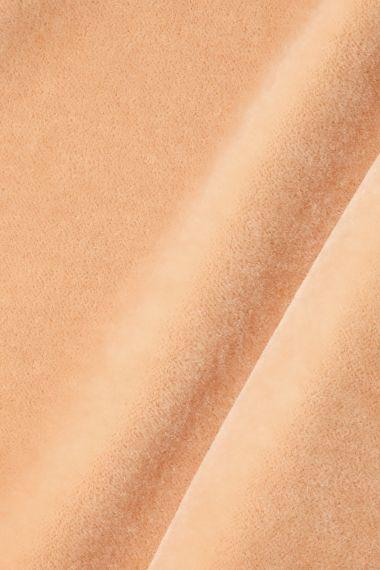 Mohair Velvet in Peach Melba_1
