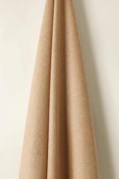 Wool in Herringbone Noisette_1
