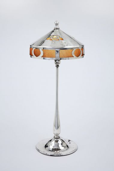 Arts & Crafts Table Lamp_0