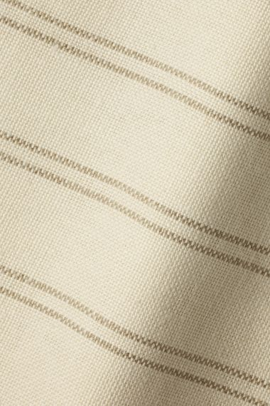 Heavy Weight Linen in Stripe III_0