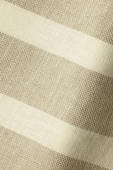 Heavy Weight Linen in Stripe I_0