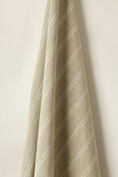 Heavy Weight Linen in Stripe II_1