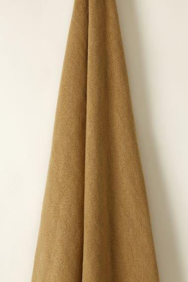 Heavy Weight Linen in Brandysnap_1