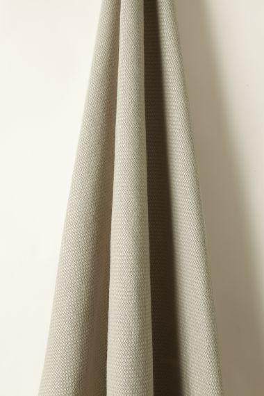 Heavy Weight Linen in Cement_1