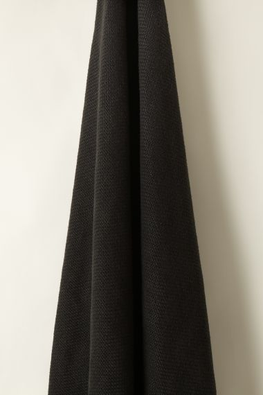 Heavy Weight Linen in Rook_1