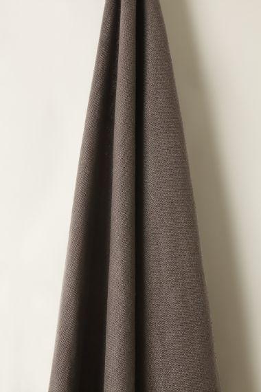 Heavy Weight Linen in Shadow_1