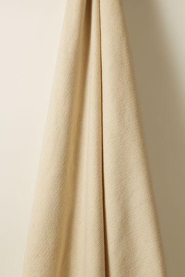 Luxury Wool fabric in Blizzard by Rose Uniacke
