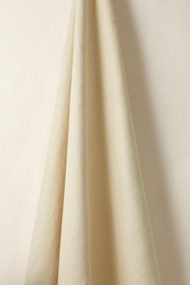 Heavy Weight Linen in Jersey Cream_1