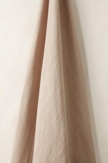 Heavy Weight Linen in Ballet Slipper_1