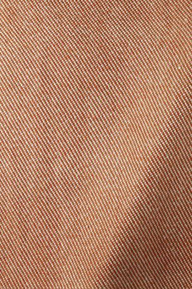 Textured Linen in Marmalade_0