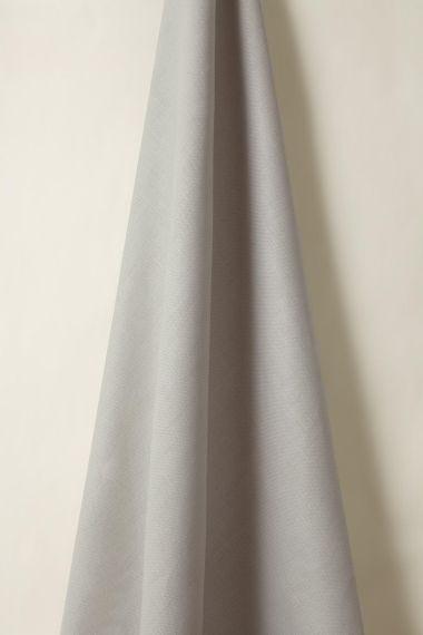 Mid Weight Linen in Zinc_1
