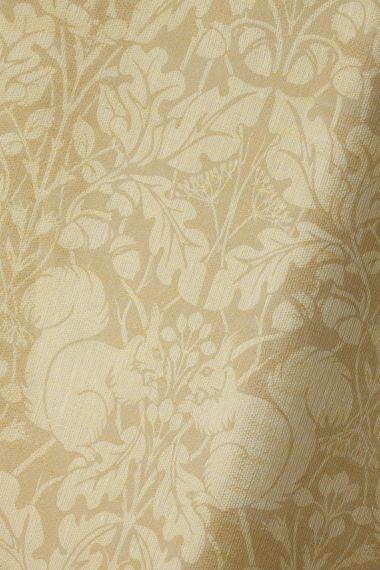 Sheer Linen in Biscuit Squirrel on Honey_0