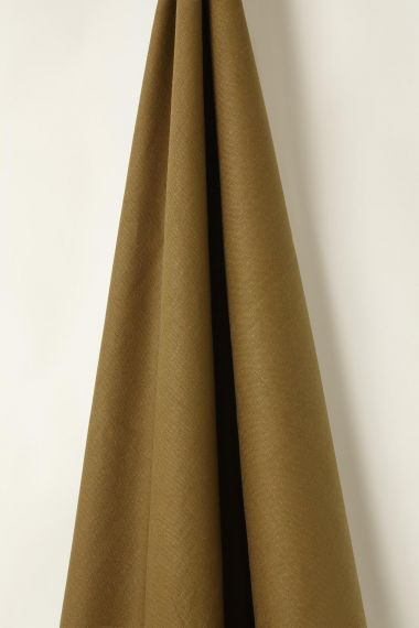 Mid Weight Linen in Cardamom_1