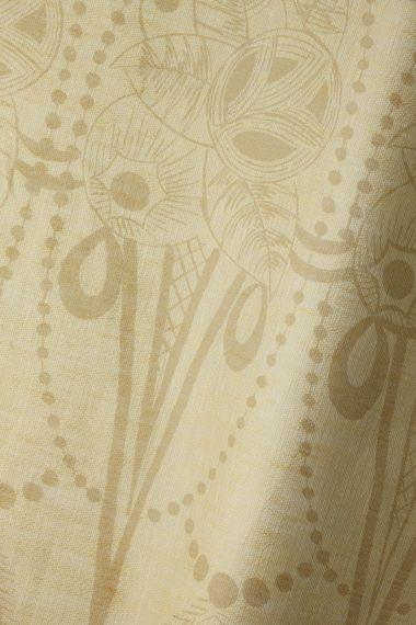 Sheer Linen in Biscuit Zelda on Honey_0