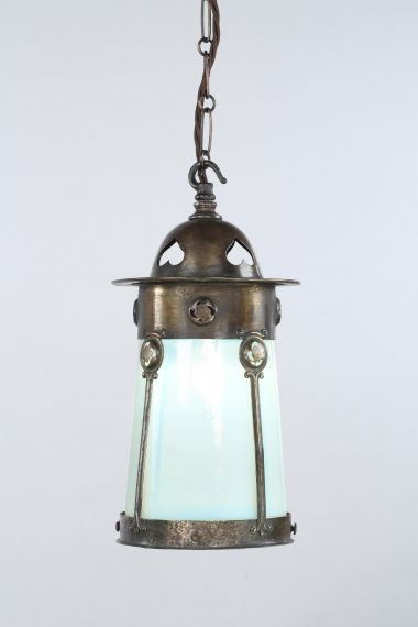 Arts & Crafts Hanging Lantern_0