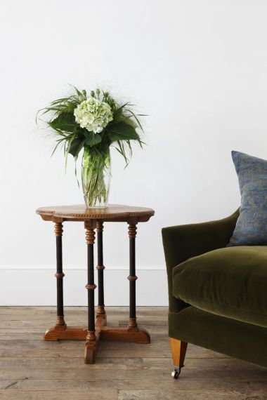 Pitch Pine 'Gothic' Occasional Table_0