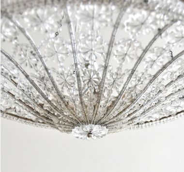 Early Art Deco Italian Chandelier_2