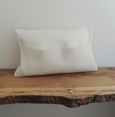 Small Felted Cashmere Scatter Cushion_2