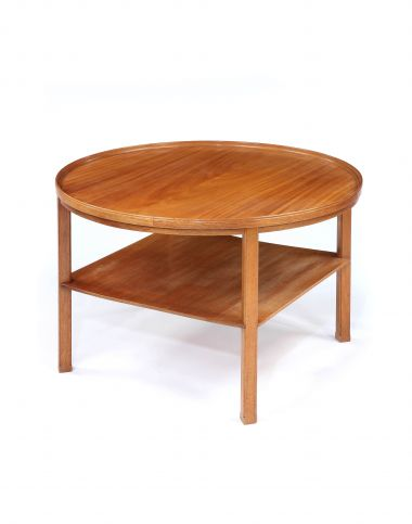 Mahogany Coffee Table by Kaare Klint_0