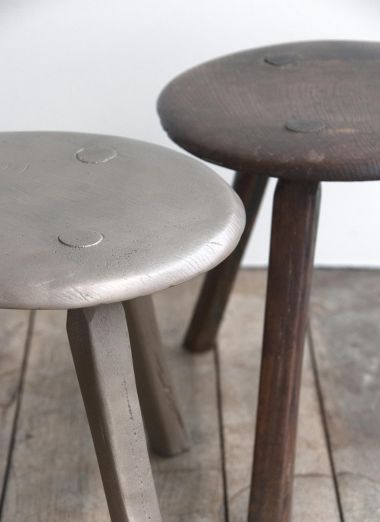 Bronze Stool II by Rose Uniacke_2