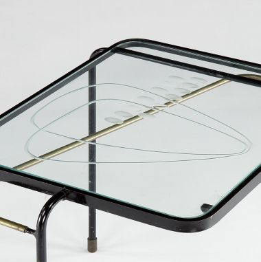 Pair of Nesting Tables by Mathieu Mategot_1