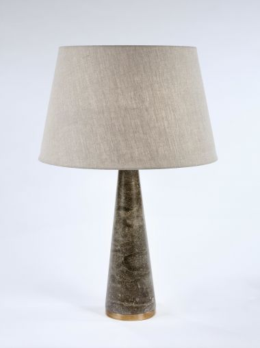 Natural Linen Drum Shade_1
