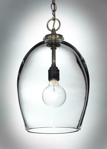 Small Clear Lantern by Rose Uniacke