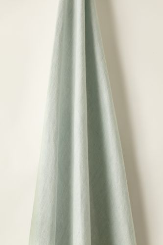 Light Weight Linen in Celeste